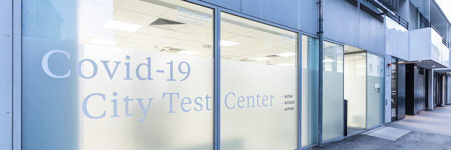 Covid-19 City Test Center Wien - TRINICUM diagnostics