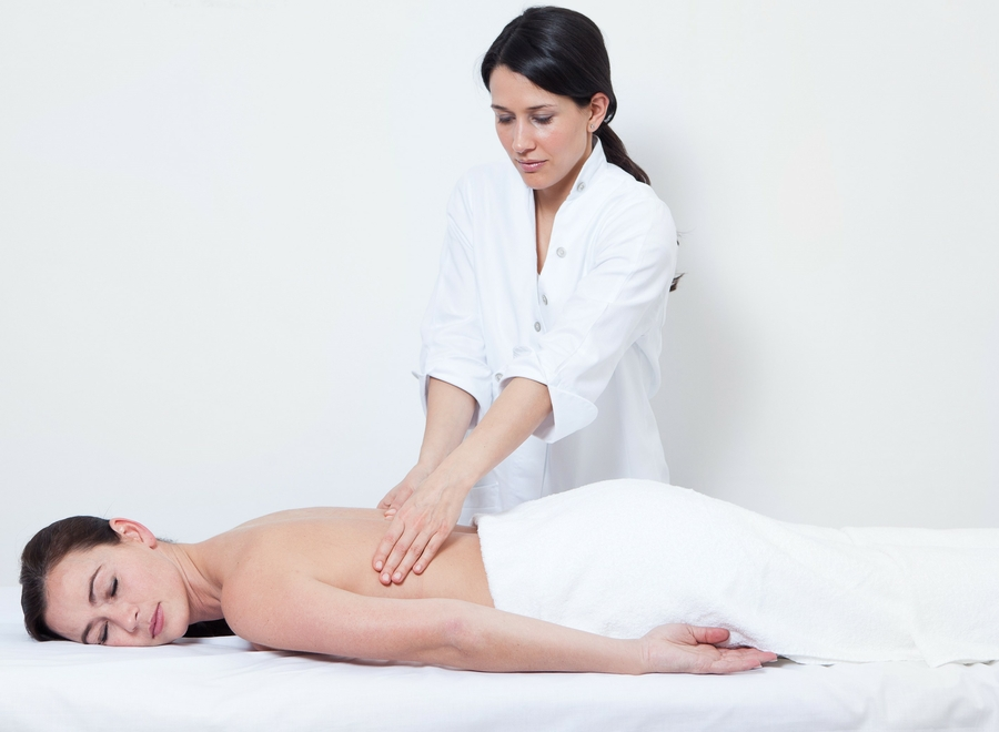 Body Therapy and Healing Massage