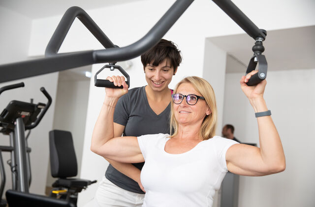 Trini-Training: Medical Fitness neu gedacht